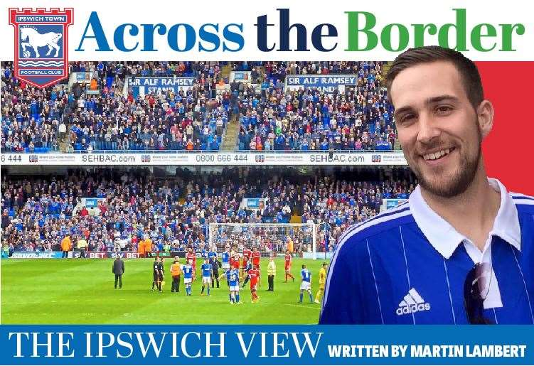 Ipswich Town fan Martin Lambert hosts the Talking Town podcast and Matchday ticket shows on the Home Dressing Room channel on YouTube each week to give supporters a platform to discuss the club