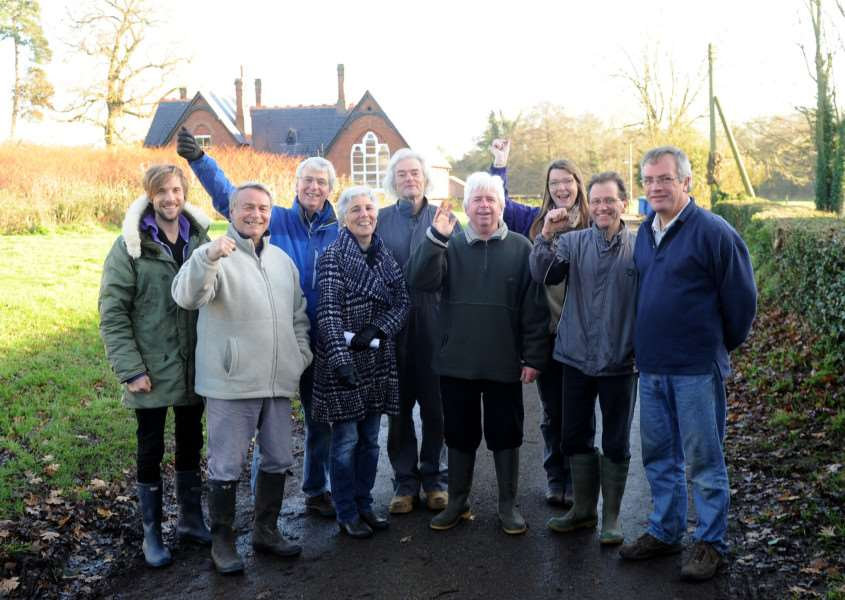 The Heart of Gissing charity has secured a lottery grant of more than ?711,000 for a new community building, which will act as a 'dual site' with the Old School ANL-150912-191718009