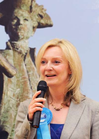 Liz Truss, photo by Paul Marsh ANL-150805-090908001