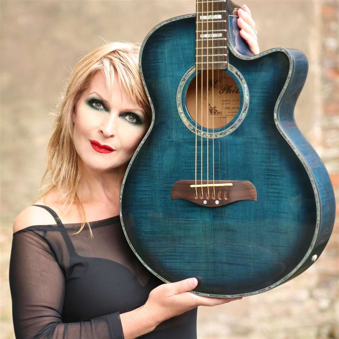 Toyah is set to play at the Corn Hall in Diss