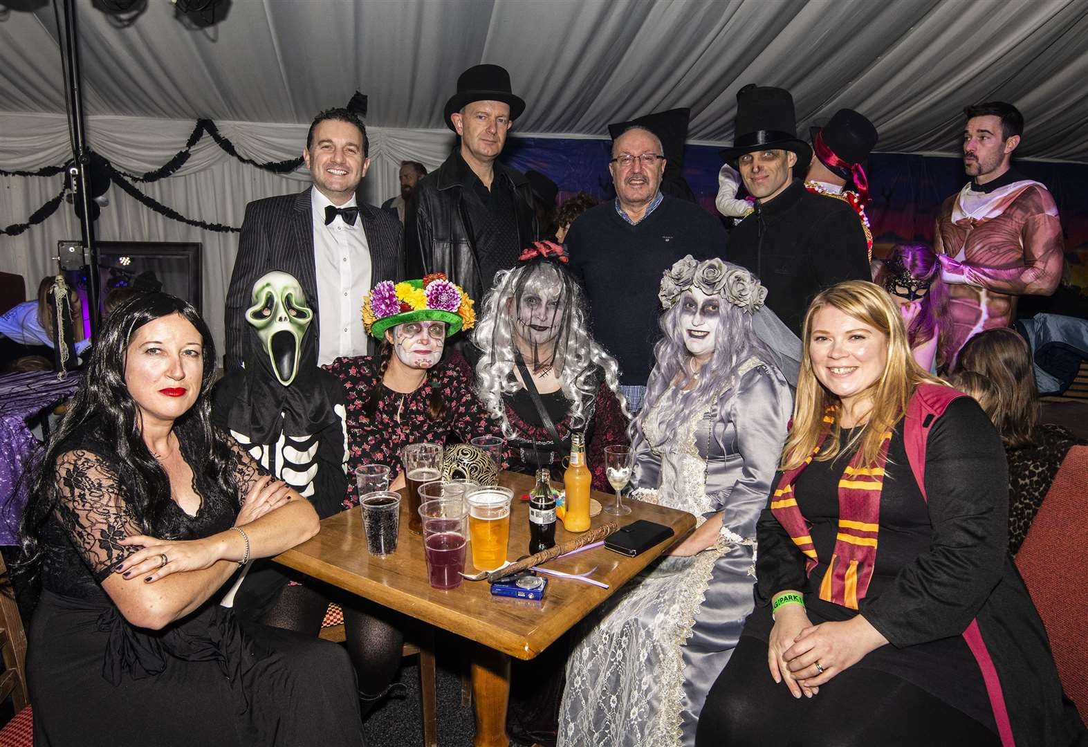 Day of the Dead event is a haunting success - Diss Express