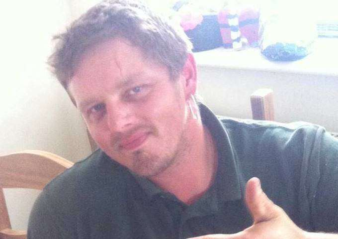 Stu Dewing, 35, from Bungay, was killed in a car crash in Wortwell on Sunday, July 31, 2016.