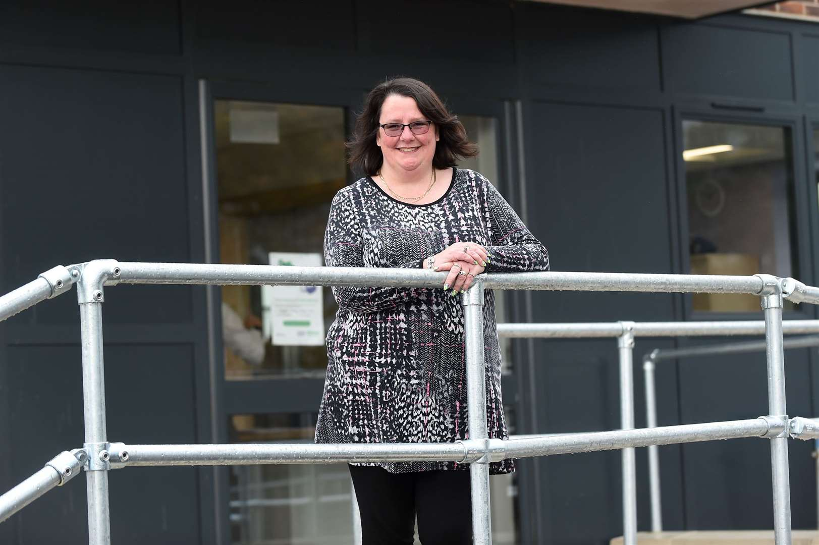Headteacher Sarah Bradford says the children deserve a contemporary learning environment.