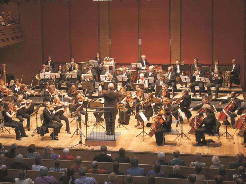 Suffolk Philharmonic at The Apex