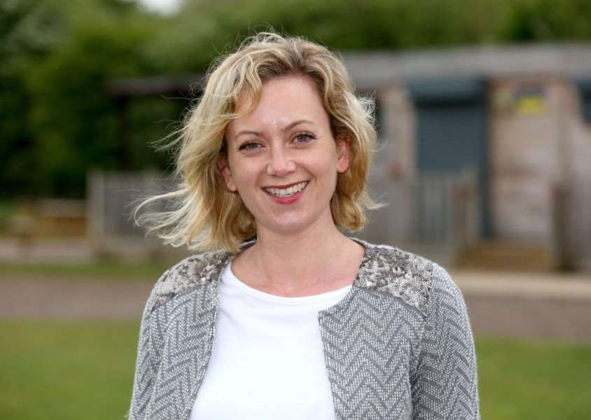 Danielle Glavin, Labour PPC, South Norfolk.