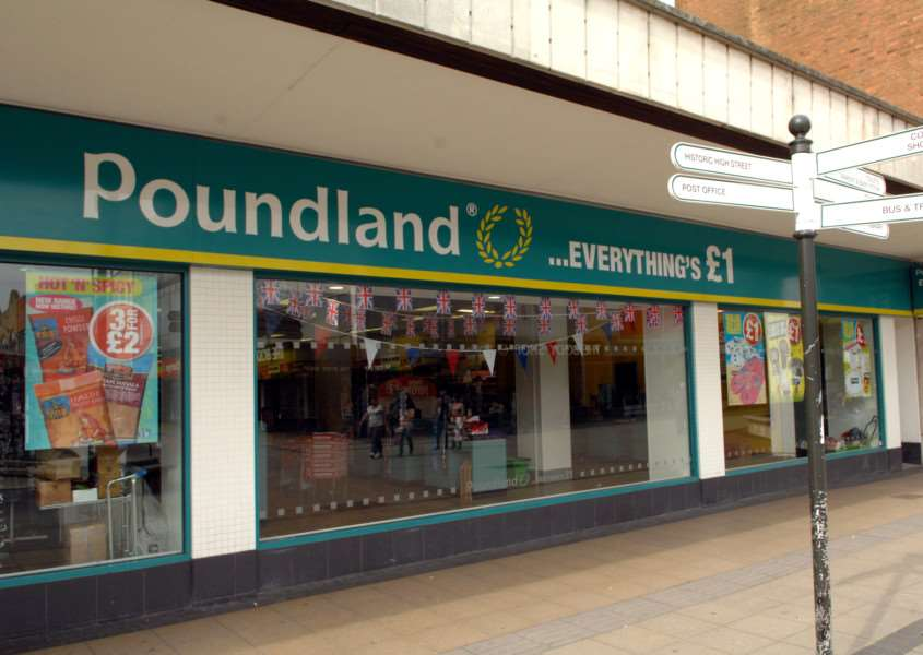 Poundland is coming to Diss, it has been revealed.