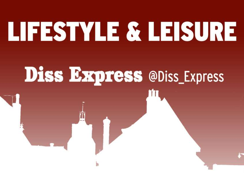 Latest Lifestyle and Leisure News from the Diss Express, dissexpress.co.uk, @diss_express on Twitter