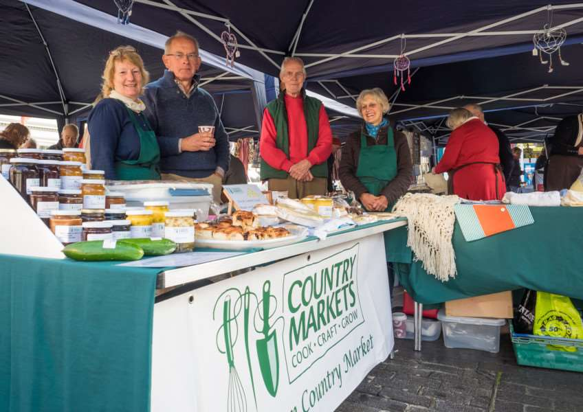 Last year's Diss and Harleston Food and Drink Festival was hailed a success. ANL-160927-104115001