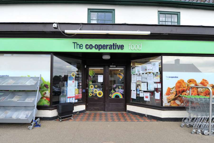 Laxfield Co-operative Food Store ANL-151006-144931009