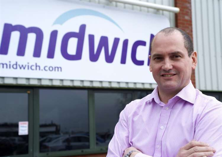 "Midwich CEO Stephen Fenby said that trading at the specialist AV distributor ""had not been as bad as it could have been"" – after the company saw growth drop by only four per cent on last year."