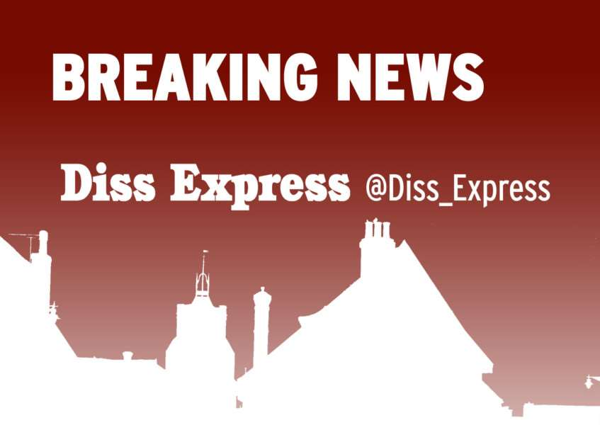 Breaking News from the Diss Express, dissexpress.co.uk, @diss_express on Twitter