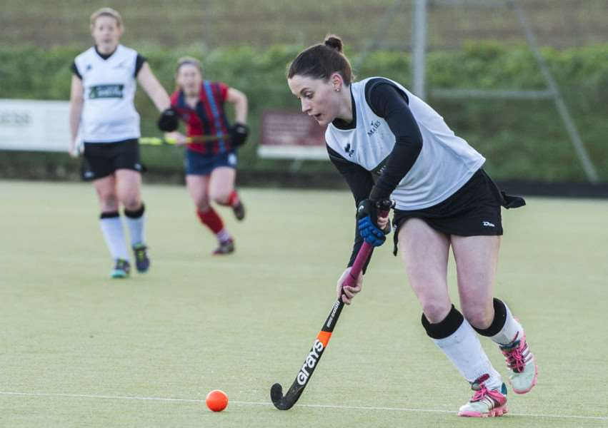 HIGH HOPES: Lizzie Clymer is one of 11 Harleston Magpies Ladies heading for the Super 6 Indoor Championships
