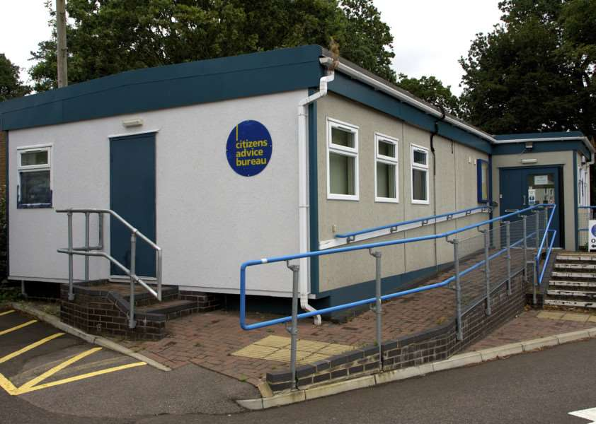 Diss, Norfolk. Citizens Advice Bureau in Diss ENGANL00120120926114947