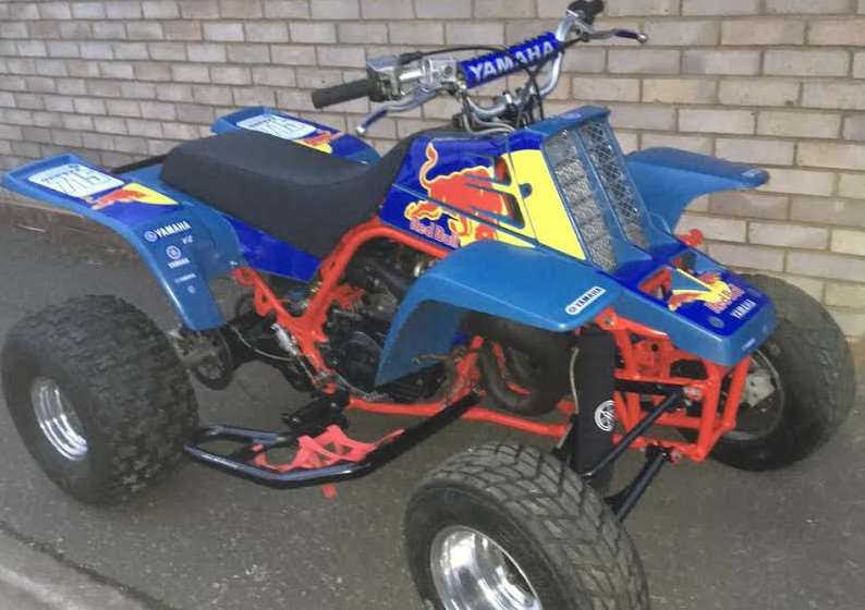 Officers have released pictures of a distinctive dirt bike and quad bike that were stolen''during a burglary in Hemel Hempstead.''At around 1.15am on Thursday, June 23, offender(s) gained entry to a garage in Coleridge''Crescent and removed the bike and quad bike, making off in an unknown direction. PNL-160407-104918001