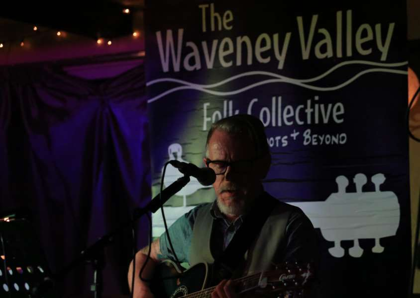 The Waveney Valley Folk Collective has a busy year of events scheduled. ANL-150503-091157001