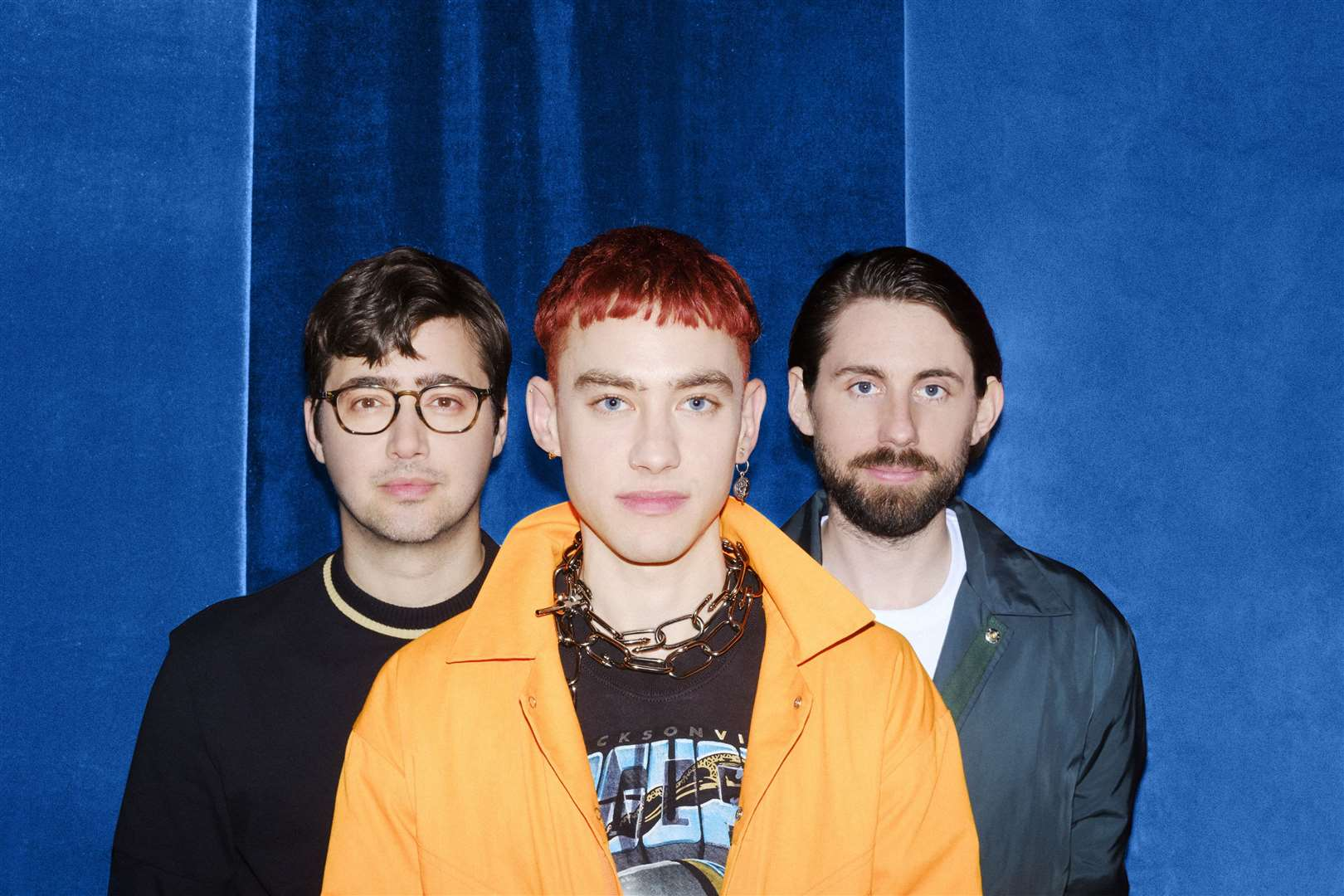 Years & Years performed at Newmarket Racecourses on Friday, August 16.