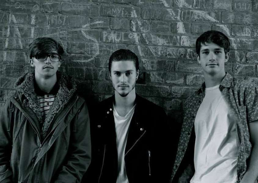 Chasing Creation, a band from Diss, are supporting Young Guns at The Aquarium, in Lowestoft. ANL-150930-101323001