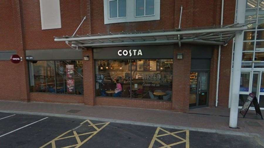 Costa Coffee. Picture: Google
