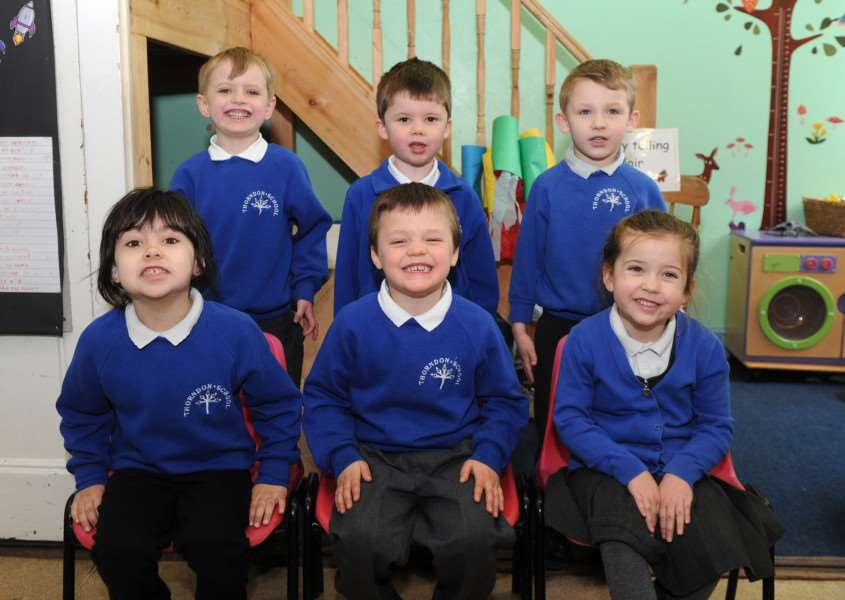 Class of the Week - Thorndon CEVC Primary School ANL-160323-153429009