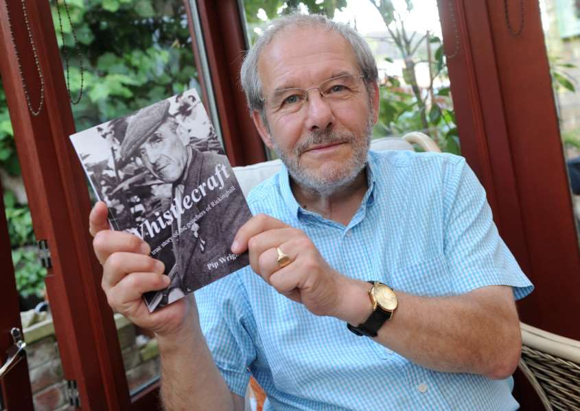 Pip Wright has written a new book called Whistlecraft: The true story of the poachers of Rickinghall. ANL-160914-093226009