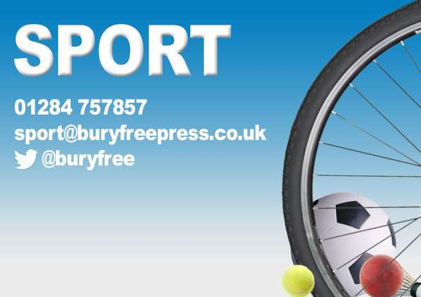 Latest sports news from the Bury Free Press